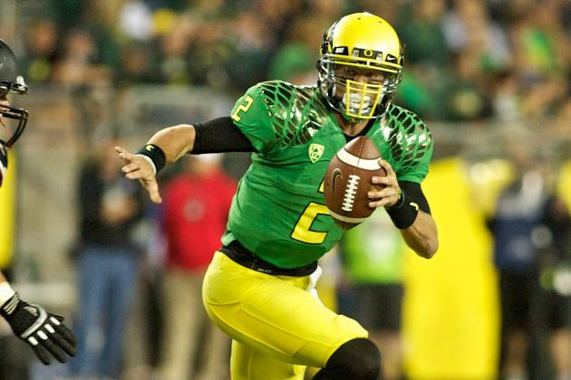 Bryan Bennett Will Transfer from Oregon