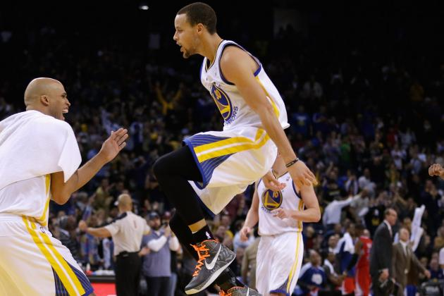 Stephen Curry Leads Golden State Warriors Past Los Angeles Clippers