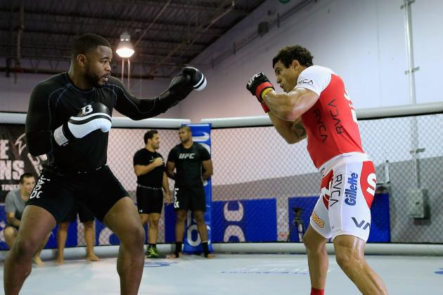 Rashad Evans Makes Perfect Sense as Anderson Silva's Next Opponent