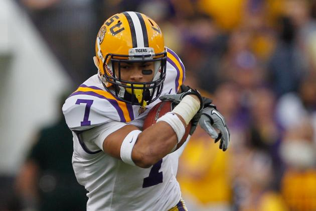 Tyrann Mathieu 'Would Have Given Everything' to Be on Field vs. Alabama