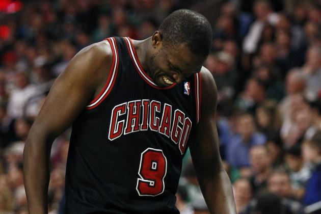 Luol Deng Out Tonight vs. Lakers