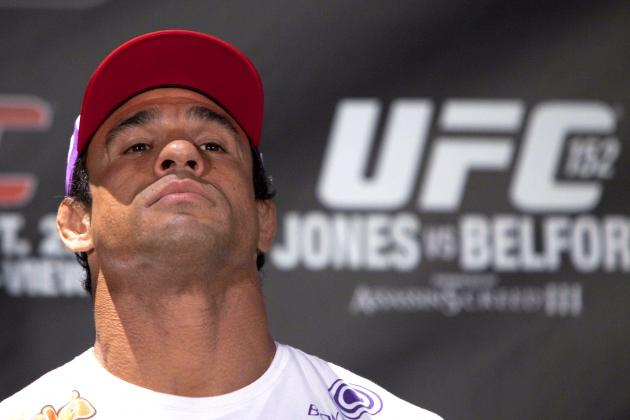Hidden Genius: Vitor Belfort's Insane Post-Fight Rant Against UFC's Chael Sonnen