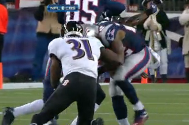 "John Harbaugh: Pollard's Hit on Ridley Was ""football at Its Finest"""