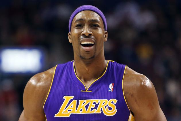 Magic Johnson: Mark Cuban should make a deal for Dwight Howard this season