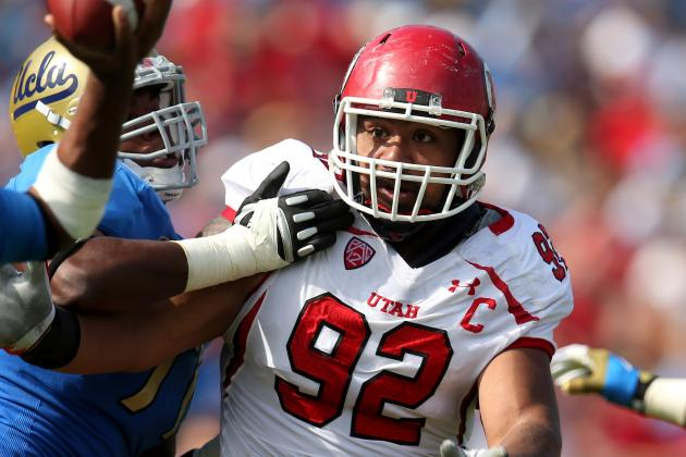 Steelers Scouting Report: Utah Defensive End Star Lotulelei