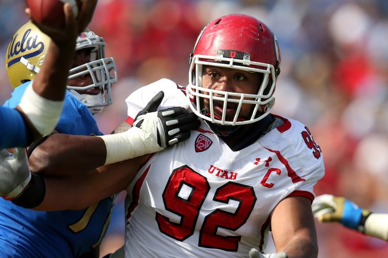 Steelers Scouting Report: Utah Defensive End Star Lotulelei