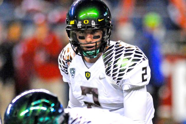 Oregon Backup QB Bryan Bennett Will Reportedly Transfer