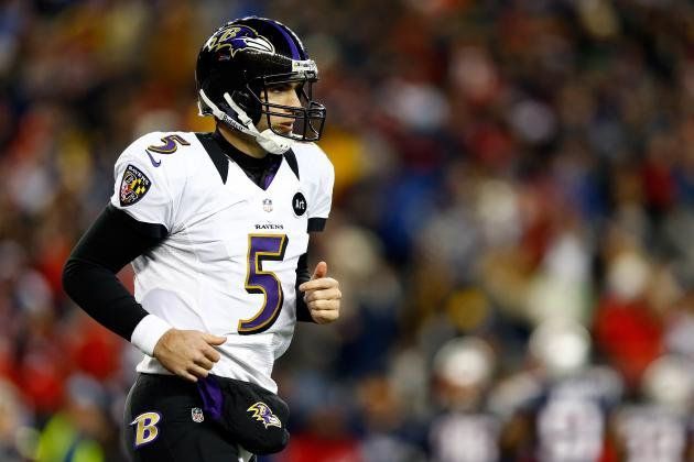 Breaking Down Joe Flacco's Form Entering Super Bowl XLVII