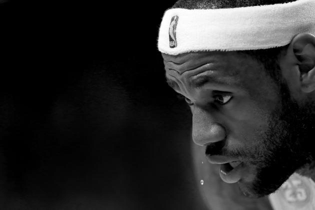 Miami Heat Must Be Careful Not to Overwork LeBron James