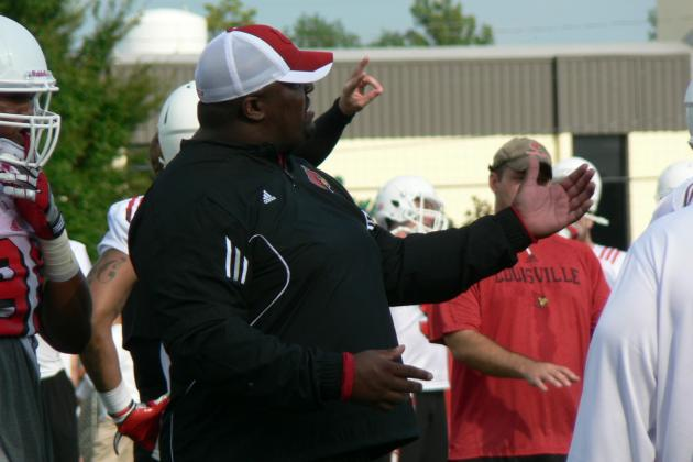 Louisville Football: NCAA Looking into D-Line Coach Clint Hurtt's Time at Miami