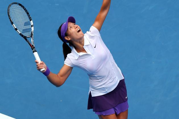 Li Na Beats Radwanska to Reach Aussie Semis