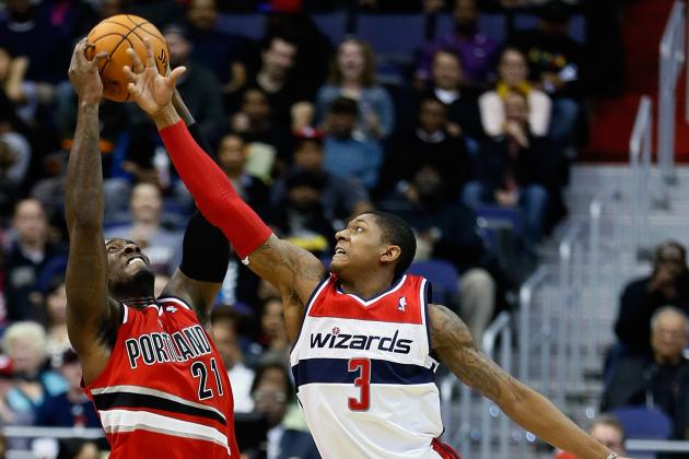 NBA Gamecast: Wizards vs. Blazers