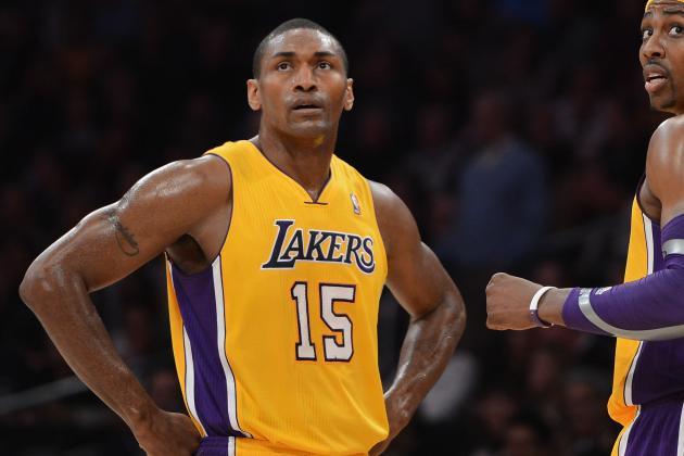 Bulls Beat Lakers 95-83