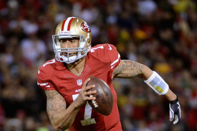 Colin Kaepernick: How Nevada's Pistol Offense Transformed a QB into an NFL Star