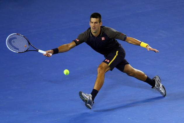 Australian Open 2013 TV Schedule: Complete Listings for Day 9 Action