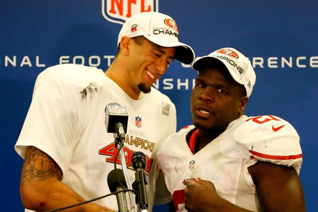 Frustration Ends: San Francisco 49ers Advance to Super Bowl XLVII