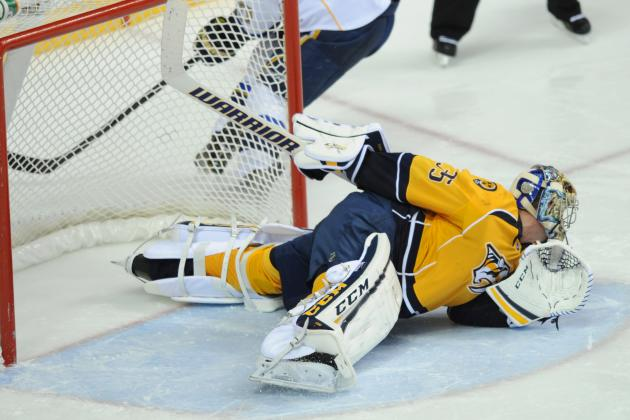 Nashville Predators Fall to St. Louis Blues in Shootout