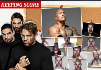 WWE app screenshot