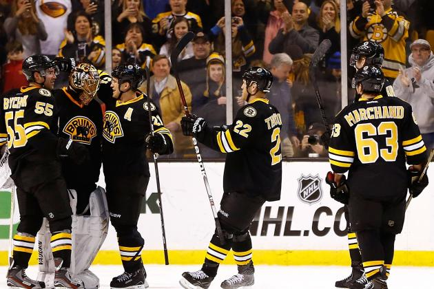 Bruins Ready to Take Center Stage in Boston