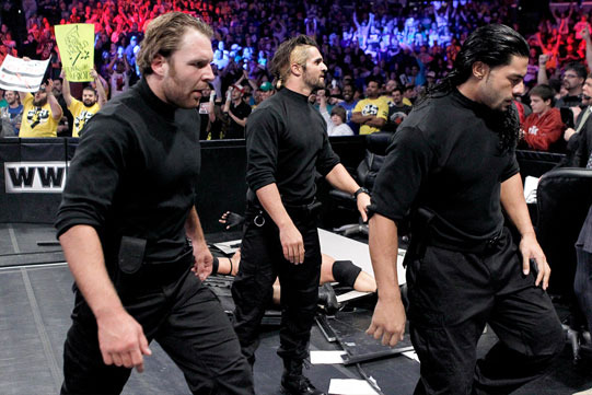 WWE Royal Rumble 2013: Best Scenarios for the Shield's Involvement
