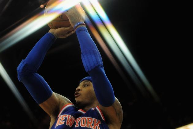 The 2012-13 New York Knicks: A Team for the Aged