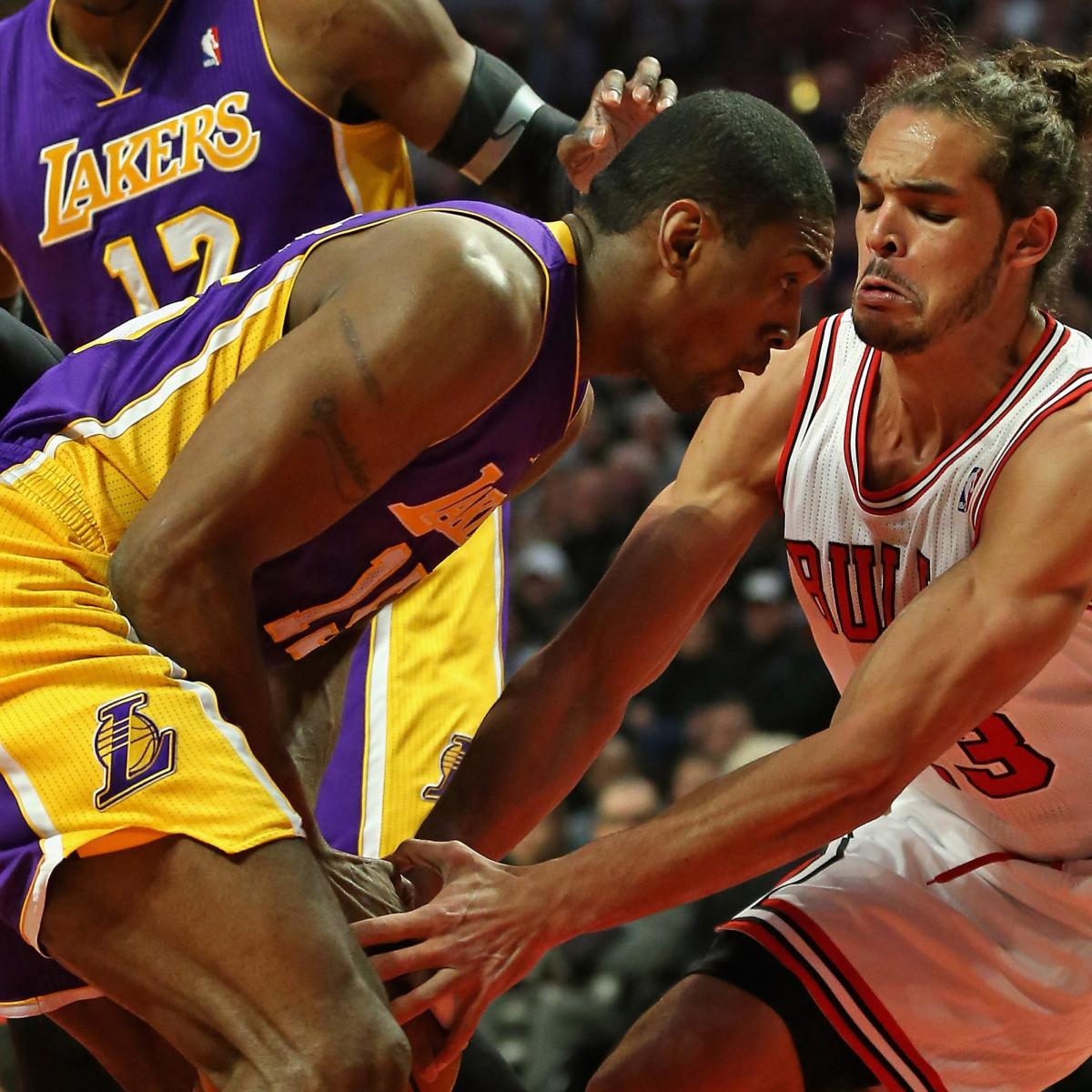 Lakers World16: Los Angeles Lakers Vs. Chicago Bulls: Postgame Grades And