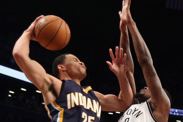 Pacers: Vogel Had No Choice but to Bench Gerald Green