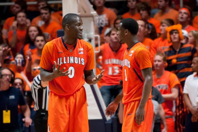 Illinois Basketball: Are Illini Headed for a Repeat of Last Year's Collapse?