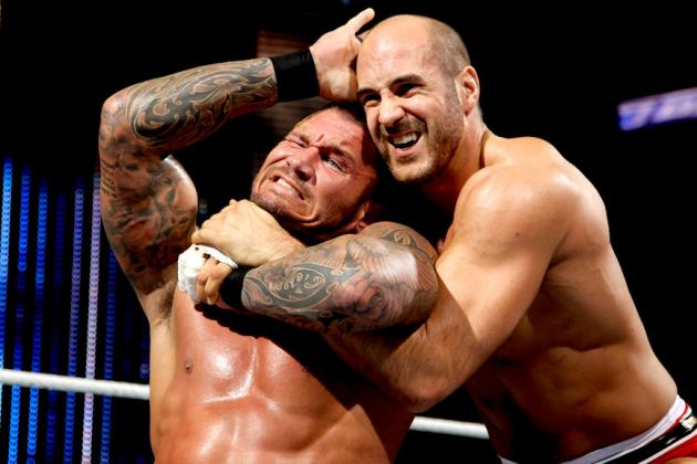 WWE Raw Results: Randy Orton and Antonio Cesaro Deliver Match of the Night
