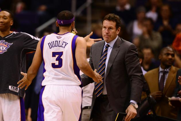 Majerle, Turner's Future with Phoenix Suns Still Up in the Air
