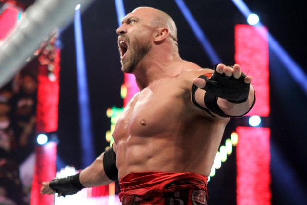 Ryback's Lack of Promotion Could Be a Cover for a Royal Rumble Win