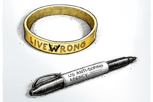 Lance Armstrong: The Livewrong Foundation