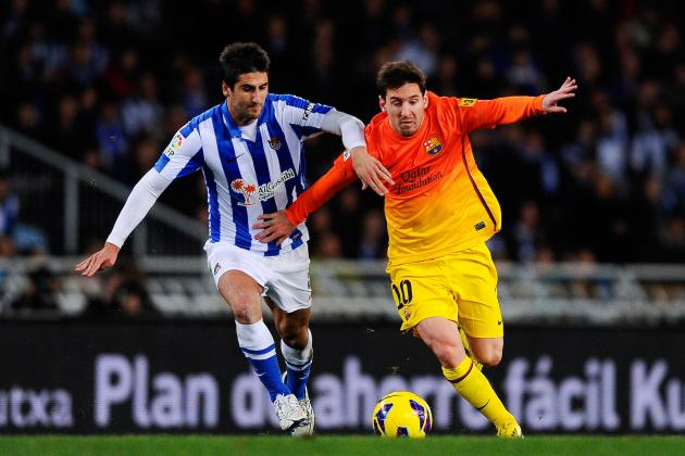 Lionel Messi, Cristiano Ronaldo Show Us Why the Advantage Rule Should Be Changed