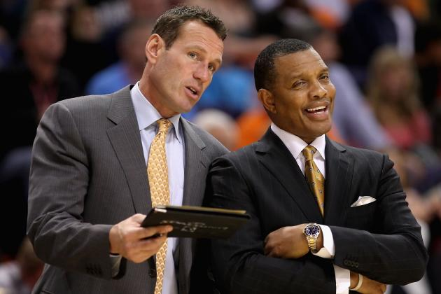 Dan Majerle out as Suns Assistant Coach