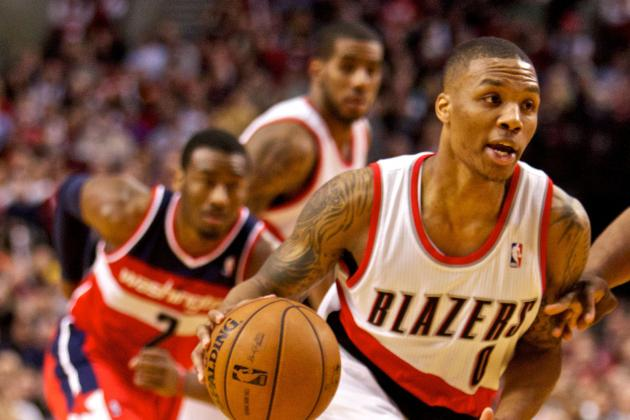 Lillard Smashes It!