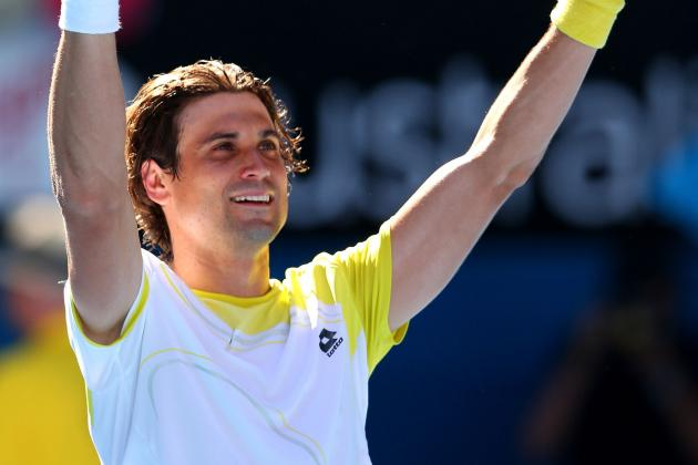 Ferrer Survives Huge Almagro Scare to Reach Semis