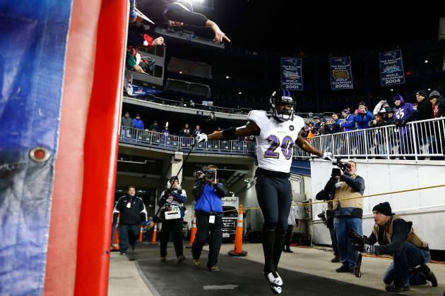NFL Rumors: Ed Reed Would Be Good Fit with New England Patriots
