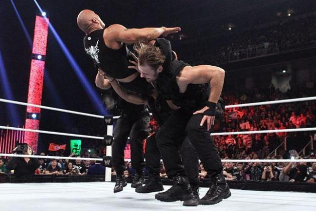 WWE Raw, Jan. 21: The Shield Take out The Rock, Ziggler Beats the Clock and More