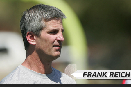 Chargers Add Frank Reich to Offensive Staff