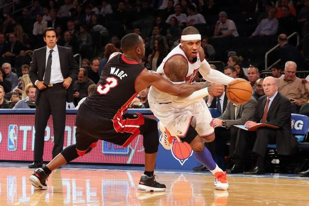 Breaking Down Why Carmelo Anthony Will Be a 2012-13 MVP Candidate