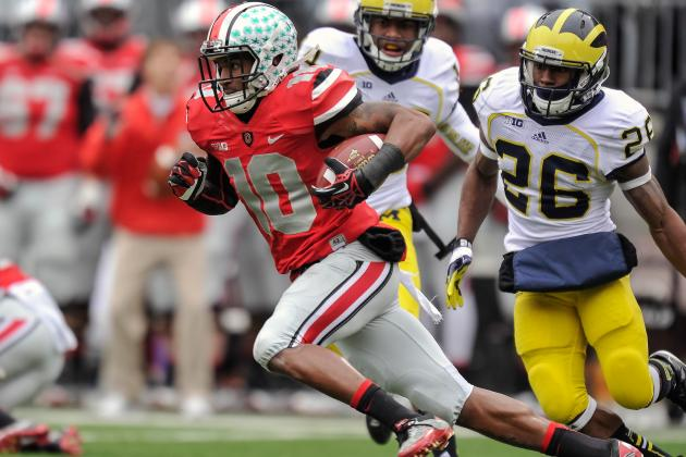 Five Buckeyes Who Will Have Breakout Seasons in 2013