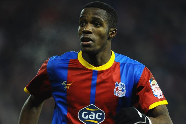 Manchester United Transfers: How Would Wilfried Zaha Fit into the Starting XI?