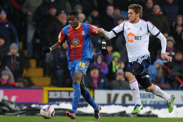 Report: Manchester United Looking to Tie Up Zaha Deal This Week