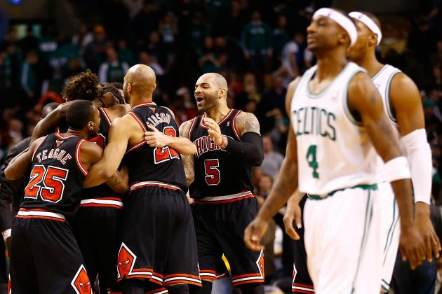 Could the Boston Celtics' Recent Slide Be a Blessing in Disguise?