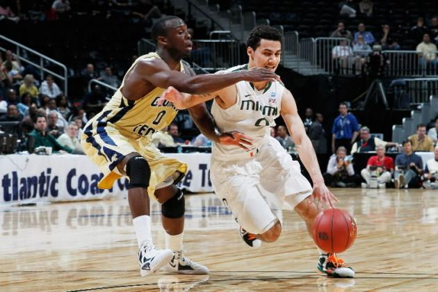 Miami Hurricanes Need an Effective Bench Against Top-Ranked Duke Blue Devils