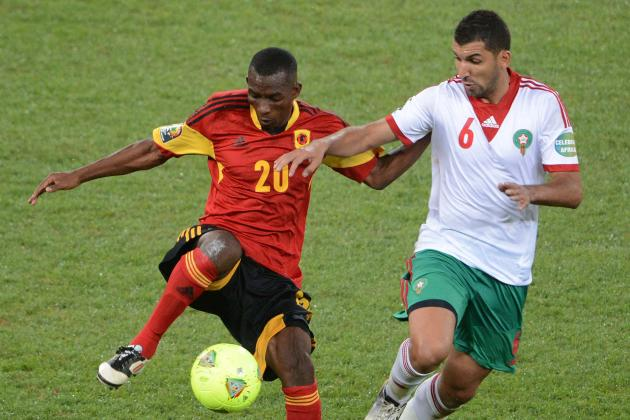 South Africa vs. Angola: Africa Cup of Nations Preview, Team News, Starting XIs
