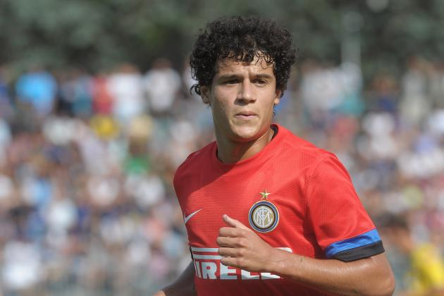 Coutinho Wants to Stay at Inter