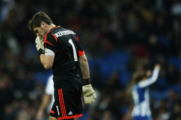 Iker Casillas: Are His Best Days Behind Him at Real Madrid?