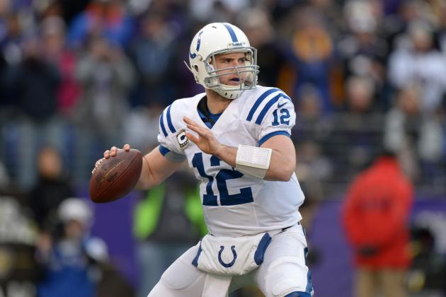 Andrew Luck Makes Pro Bowl and Other AFC South Must-Reads