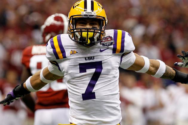 Tyrann Mathieu Reportedly Spoke with the Redskins, Jets at the Senior Bowl